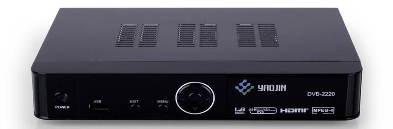 DVB-C Skaitmeninės kabelinės TV tiuneris