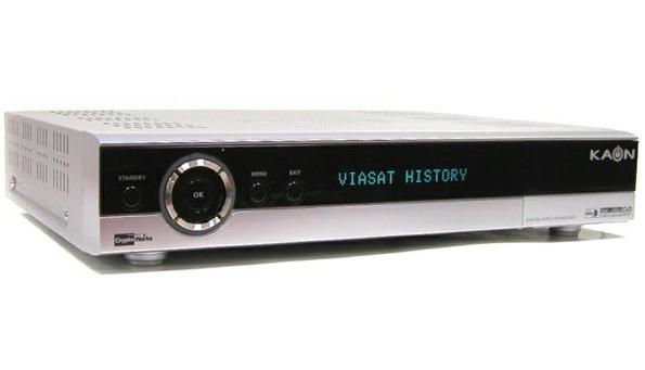Skaitmeninės palydovinės (DVB-S) TV imtuvas