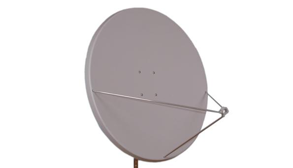 Skaitmeninės palydovinės (DVB-S) Satelitinė TV antena