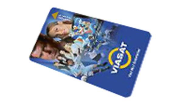 Viasat TV atkodavimo kortelė