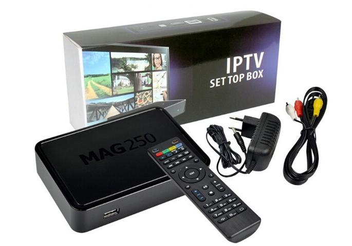 IPTV priedėlis televizoriui
