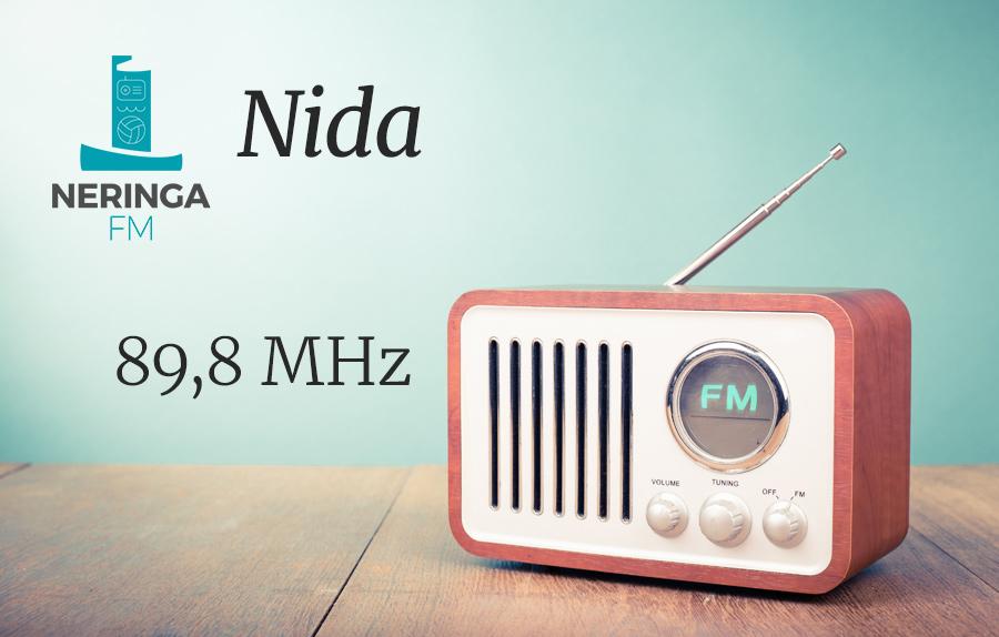 Neringa FM Dažnis Nidoje