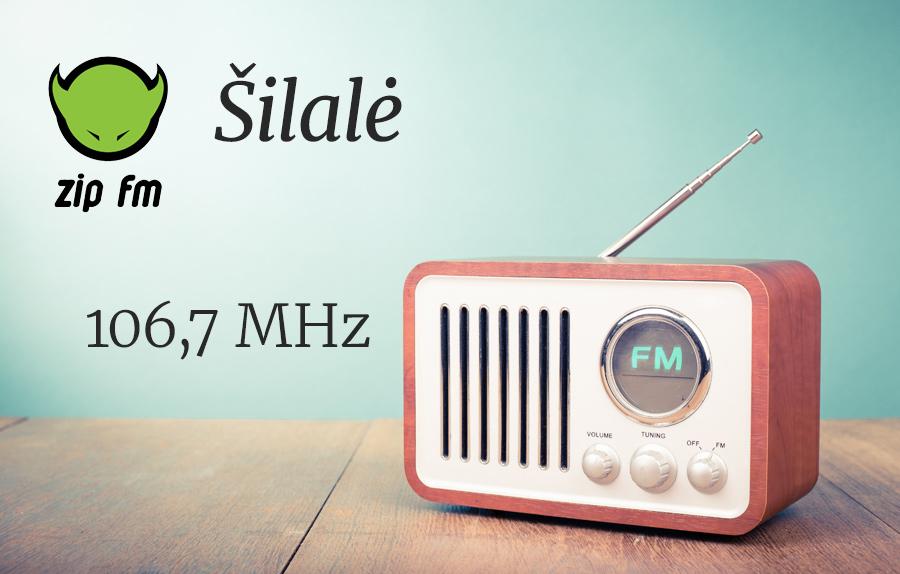 ZIP FM Dažnis Šilalėje
